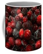Sugared Cranberries Coffee Mug