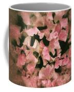 Sugared Sweetpeas Coffee Mug