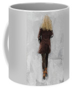 Suicide Blonde Coffee Mug