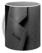 Suit Texture Coffee Mug
