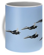 Sukhoi Su-30 Mkm Aircraft And Fa-18 Coffee Mug