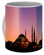 Suleymaniye Sundown Triptych 05 Coffee Mug