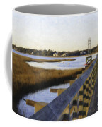 Sullivan's Island To Old Village Coffee Mug