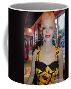 Sultry In Sunflowers Coffee Mug