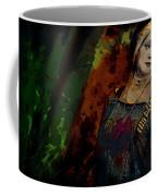 Sum Angle Gothic Portrait Coffee Mug