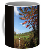 Sumac Fence Coffee Mug