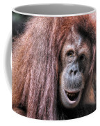 Sumatran Orangutan Coffee Mug