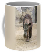 Sumatran Rhinoceros  Coffee Mug