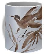 Sumi Bird Coffee Mug
