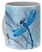 Sumi Dragonfly Coffee Mug