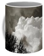 Summer Afternoon Cloudscape Coffee Mug