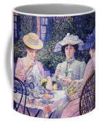 Summer Afternoon Tea In The Garden-1901 Coffee Mug