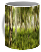 Summer Aspens Coffee Mug