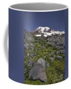 Summer At Rainier Coffee Mug