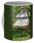 Summer At The Lake Coffee Mug