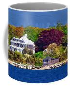 Summer At The Shore Coffee Mug