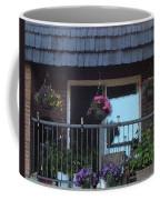 Summer Balcony Coffee Mug