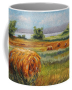 Summer Bales Coffee Mug