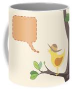 Summer Bird Coffee Mug