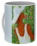 Summer Blush Coffee Mug by Xueling Zou