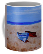 Summer Boats Coffee Mug