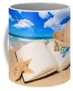 Summer Book Coffee Mug