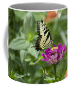 Summer Butterfly Coffee Mug