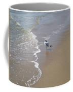 Summer Day Of A Gull 2 Coffee Mug