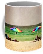 Summer Days At The Beach Coffee Mug