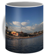 Summer Evenings In Santa Cruz Coffee Mug