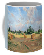 Summer Fields In Georgetown On Coffee Mug