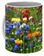 Summer Flowers Coffee Mug
