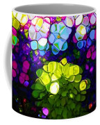 Summer Flowers In The Country Coffee Mug