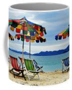 Summer I N Thailand Coffee Mug