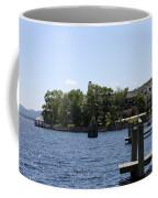 Summer Impression Lake Winnipesaukee Coffee Mug