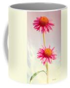 Summer Impressions Cone Flowers Coffee Mug by Bob Orsillo