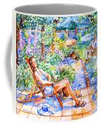 Summer In An Irish Garden  Coffee Mug