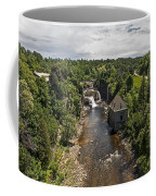 Summer In Asuable Chasm Coffee Mug