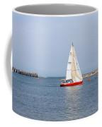 Summer In Santa Barbara Coffee Mug