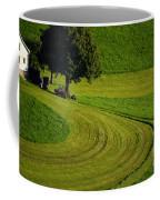 Summer In Switzerland Coffee Mug