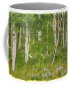 Summer In The Colorado Mountains Coffee Mug