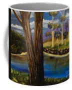 Summer In The Snowy River Region Coffee Mug