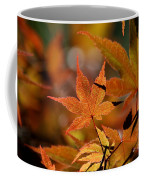 Summer Japanese Maple - 3 Coffee Mug