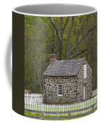 Summer Kitchen In Spring - Colonial Stone Coffee Mug