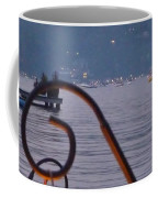 Summer Lake Twinkles Coffee Mug