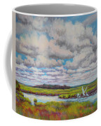 Summer Marsh Coffee Mug