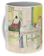 Summer Morning Pub In Lasst Licht Hinin Let In More Light Coffee Mug