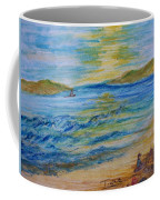 Summer/ North Wales  Coffee Mug