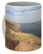 Summer On The Columbia River Coffee Mug