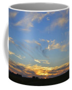 Summer Sets Panorama Coffee Mug